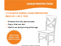 Cover – Dining Chair