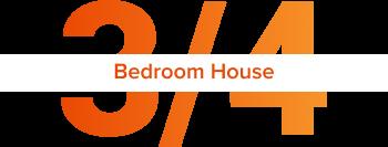3-4 Bedroom Package